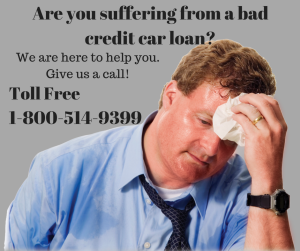 bad credit car loans ottawa image